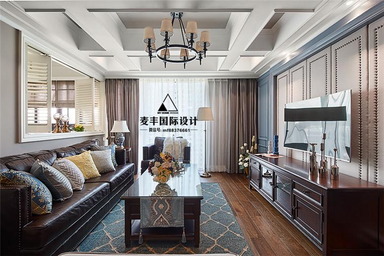 現代美式  銀馬公寓