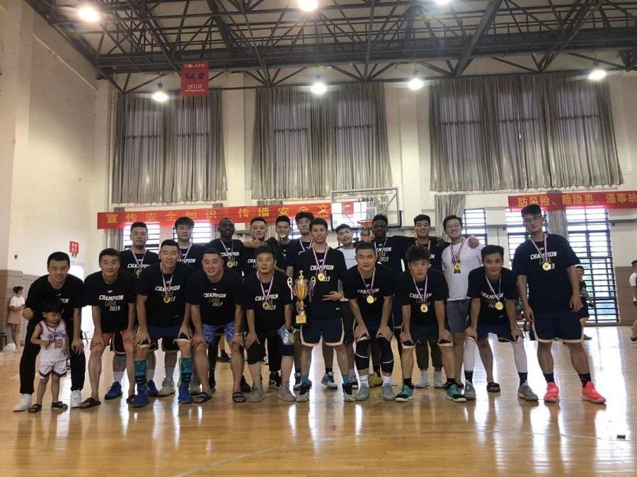 賽事|恭喜麥豐裝飾勇奪第七屆臨安職工籃球聯賽冠軍!