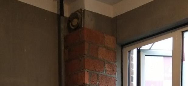 厨房油烟管道包管工艺