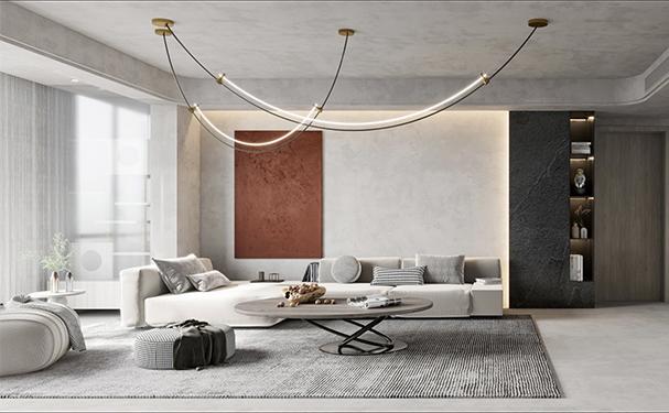 兴隆公寓150㎡现代风格
